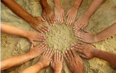 Human dignity emanates from recognizing sameness of eternal human element in one and all