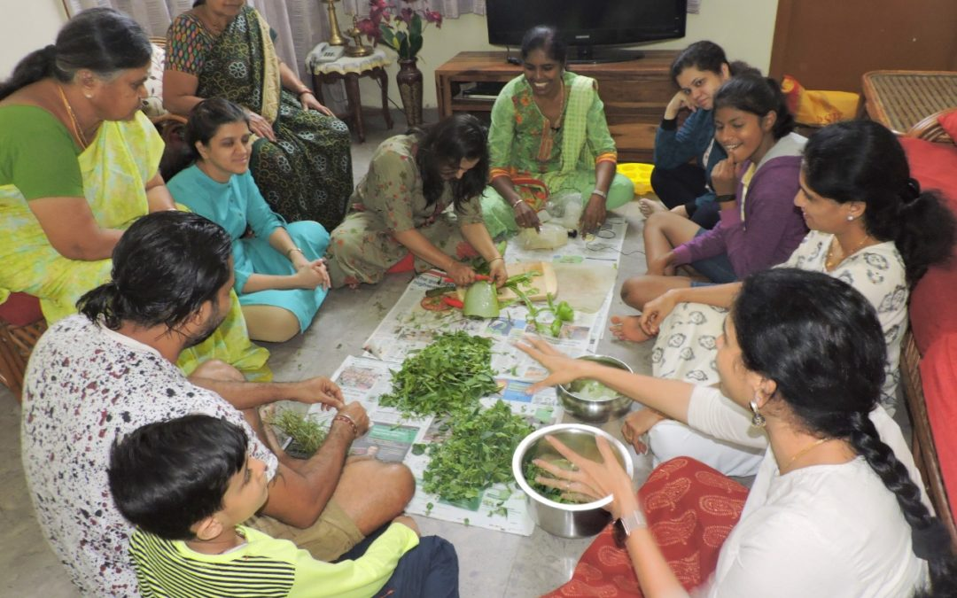Nurturing Skill – Natural Soap Making Workshop – Sep 2019